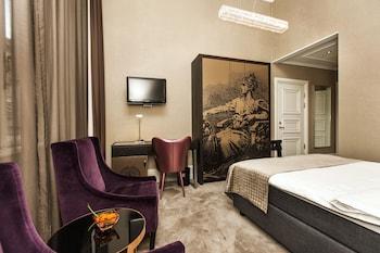 Smaller Standard Double Room