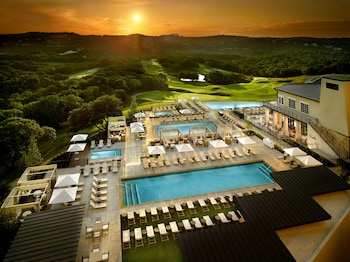 Hotel - Omni Barton Creek Resort & Spa