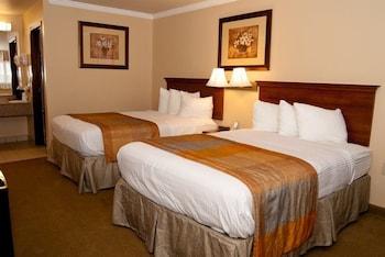 Standard Room, 1 King Bed, Non Smoking, Refrigerator & Microwave