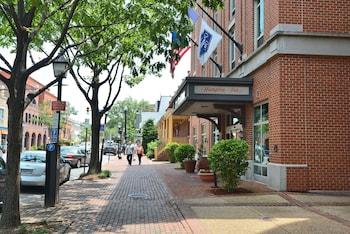 亞歷山大舊城歡朋飯店 Hampton Inn Alexandria/Old Town