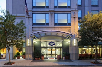 費城市中心會議中心歡朋飯店 Hampton Inn Philadelphia-Center City-Convention Ctr