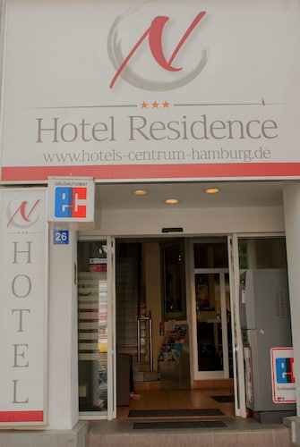 Hotel Residence am Hauptbahnhof, Hamburg