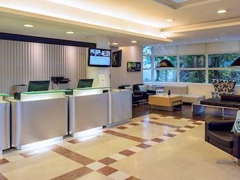 聖保羅雅爾丁美居飯店 Mercure Sao Paulo Jardins