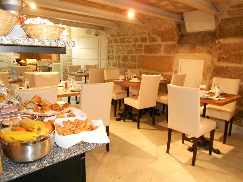 호텔 르망 오페라(Hôtel Léman Opéra) Hotel Image 21 - Breakfast Area