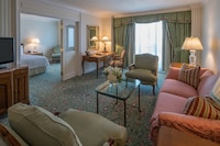 Executive Suite, 1 King Bed at The Grand America Hotel in Salt Lake City