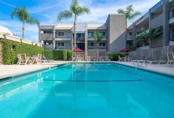 加利福尼亞安那翰 - 梅因蓋特 6 號汽車旅館 Motel 6 Anaheim, CA - Maingate