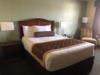 Standard Single Room, 1 Queen Bed, Accessible, Smoking