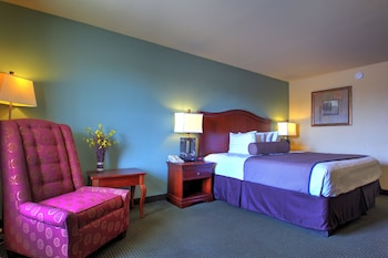 Standard Single Room, 1 King Bed, Smoking