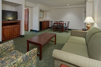 Living Room at Hampton Inn Pawleys Island - Litchfield in Pawleys Island