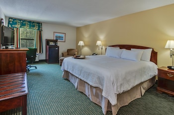 Guestroom at Hampton Inn Pawleys Island - Litchfield in Pawleys Island