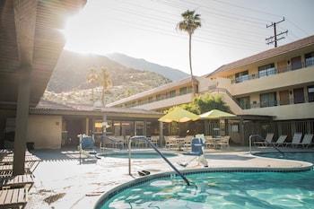 棕櫚泉哇卡班德飯店 Vagabond Inn Palm Springs