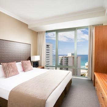 Deluxe Apart Daire, 2 Yatak Odası, Bağlantılı Odalar