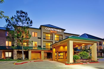 休斯頓庭院伍德蘭酒店 Courtyard Houston The Woodlands