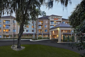 Hotel - Courtyard by Marriott Orlando East/UCF Area