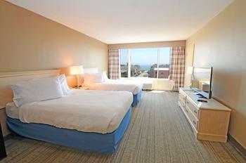 Oda, 2 Çift Kişilik Yatak, Kısmi Deniz Manzarası (no Pets Allowed)