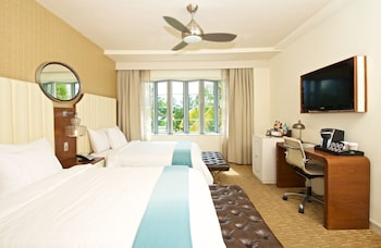 Room, 2 Double Beds, Non Smoking, Oceanfront
