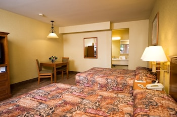Guestroom at Arizona Charlie's Boulder - Casino Hotel, Suites, & RV Park in Las Vegas