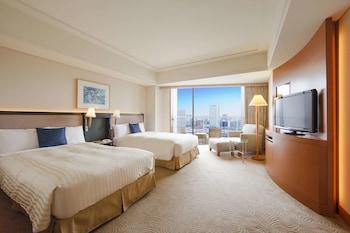 エグゼクティブツイン パークビュー 喫煙|40㎡|横浜ベイホテル東急