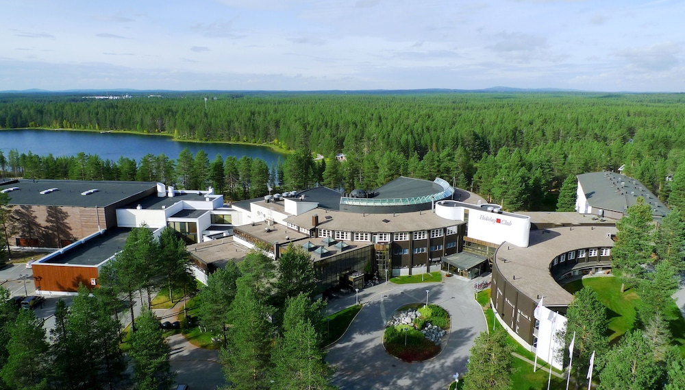 홀리데이 클럽 쿠사몬 트로피키(Holiday Club Kuusamon Tropiikki) Hotel Image 110 - Aerial View