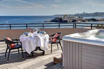 Premium Suite, Terrace, Sea View (Outdoor Whirlpool)