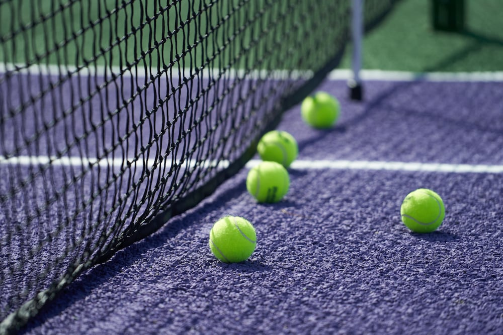 골프 뷰 호텔 앤드 스파(Golf View Hotel & Spa) Hotel Image 35 - Tennis Court