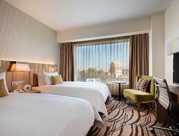 プレミア ルーム シングルベッド 2 台 禁煙|28㎡|ANAクラウンプラザホテル千歳