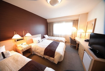 Triple Room, Non Smoking  (2 beds and 1 extra bed)