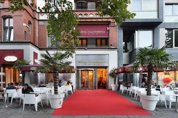 加利福利亞庫坦大街 35 飯店 Hotel California Kurfürstendamm 35