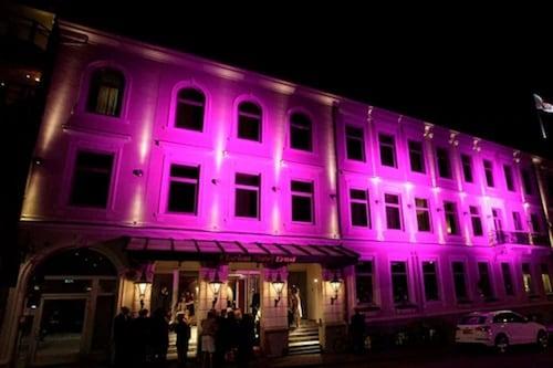 . Clarion Hotel Ernst