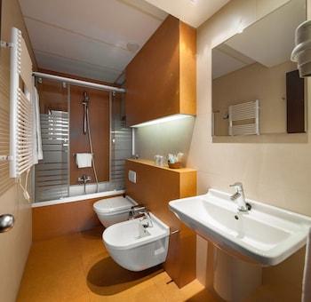Hotel Yoldi - Bathroom  - #0
