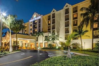 勞德代爾堡遊輪港口凱悅嘉軒飯店 Hyatt Place Fort Lauderdale Cruise Port