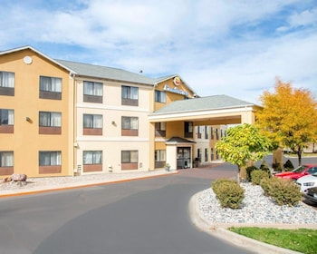 Hotel - Comfort Inn North - Air Force Academy Area