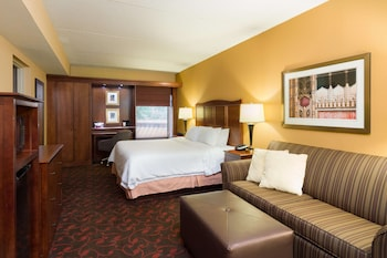 Suite, 1 King Bed With 2 Person Whirlpool