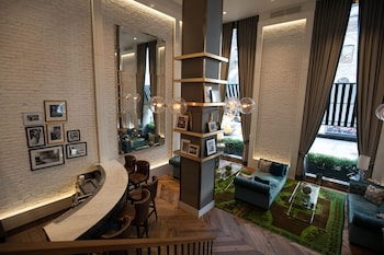 Lobby Lounge at The Roger in New York