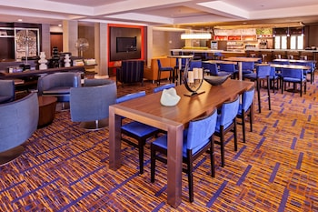 芝加哥米德威機場萬怡飯店 Courtyard by Marriott Chicago Midway Airport