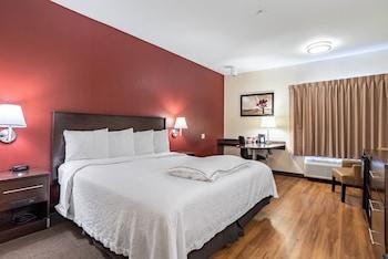 Premium Room, 1 King Bed (Upgraded Bedding & Snack, Smoke Free)