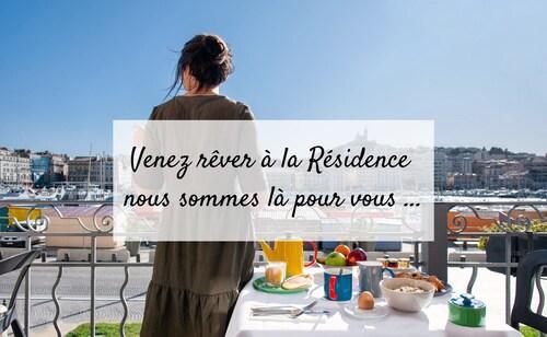 __{offers.Best_flights}__ Hôtel la Résidence du Vieux-Port