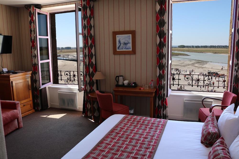 France - Normandie - Mont Saint Michel - Hôtel Auberge La Mère Poulard 3*