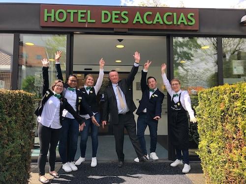 __{offers.Best_flights}__ Logis Hotel Restaurant des Acacias Lille Tourcoing