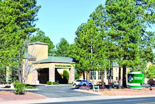 __{offers.Best_flights}__ GreenTree Inn & Suites in Pinetop