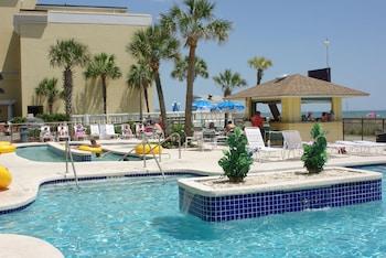 貝斯特韋斯特海洋沙灘渡假村 Best Western Ocean Sands Beach Resort