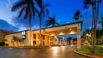 貝斯特韋斯特勞德代爾堡機場 - 遊輪港口飯店 Best Western Fort Lauderdale Airport/Cruise Port