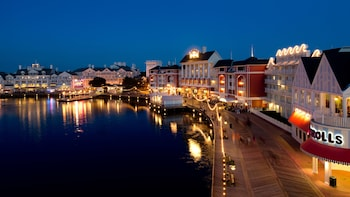 Hotel - Disney's BoardWalk Villas