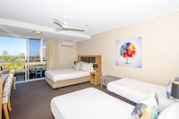 Deluxe Family Room at Greenmount Hotel in Coolangatta