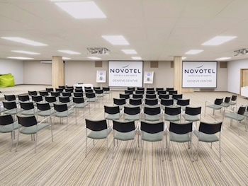 ノボテル ジュネーブ センター