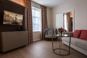 ラディソン ブル アストリッド ホテル、アントワープ