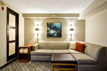 Room, 2 Double Beds (High Floor, Sofabed)