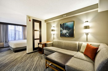 Room, 1 King Bed (High Floor, Sofabed)