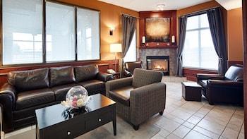 Hotel - Best Western Strathmore Inn