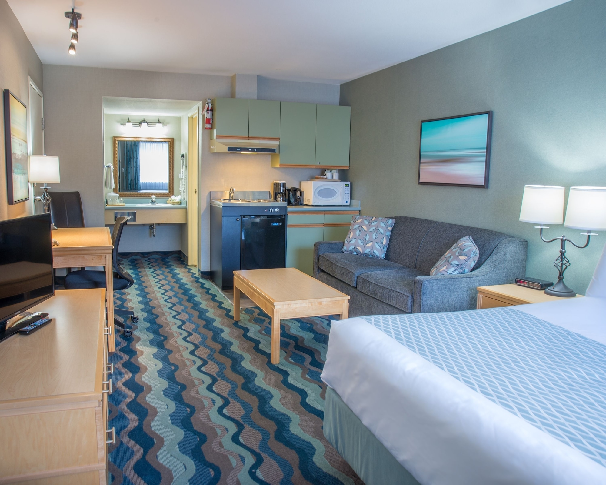 Accent Inns Burnaby, Greater Vancouver